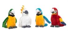 WWF Oiseaux tropicaux 14 cm, prés. 18 pces - #