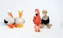 HC3 WWF Oiseaux Tropicaux, 15cm, 4 mod ass, prés #