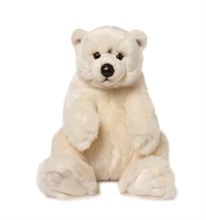 WWF Ours polaire assis 47 cm