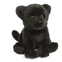HC2 WWF Panthère noire, 23 cm #