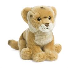 HC2 WWF Lionne assise - 23 cm #