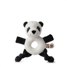 HC2 WWF Cub Club - Hochet peluche Panda (avec grelots) - 15cm - %