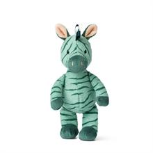 Zigo le zèbre vert  - 22 cm