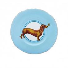 YE - Assiette plate 22 cm Teckel