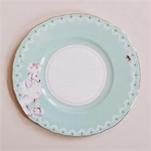 YE - Assiette plate 22 cm Caniche