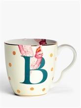 YE - Mug 40 cl Alphabet B