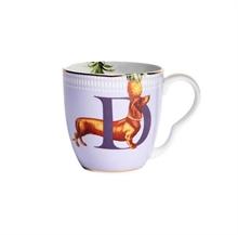 YE - Mug 40 cl Alphabet D