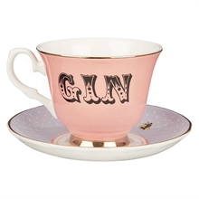 YE - Paire Tasse thé 28 cl Gin