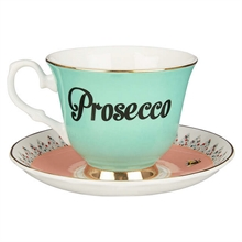 YE - Paire Tasse thé 28 cl Prosecco