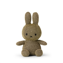 Miffy - Lapin gold - Effet brillant - 24 cm - EDITION LIMITEE %