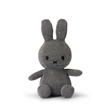 Miffy - Lapin silver - Effet brillant - 24 cm - EDITION LIMITEE - %