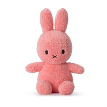 Miffy - Lapin extra-doux rose - 23 cm - %