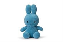 Miffy - Lapin extra-doux bleu océan - 33 cm - %