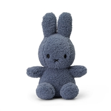 Miffy - Lapin bleu - 23 cm - 100% recyclé