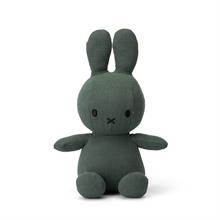 Miffy - Lapin en mousseline vert - 23 cm - %
