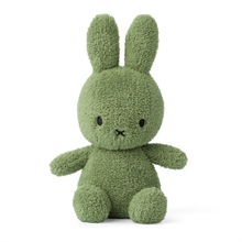 Miffy - Lapin extra-doux vert jungle - 23 cm - %