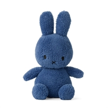 Miffy - Lapin extra-doux bleu aviateur - 23 cm - %