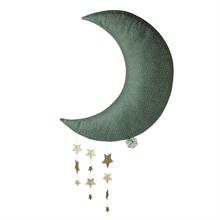 Picca Loulou - Lune verte avec étoiles - 45 cm - %