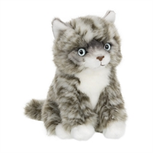 ACP Chat American Shorthair Gris assis - 15 cm - #