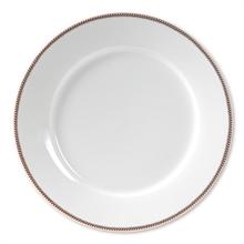 Assiette présentation Floral Blanc - 32cm