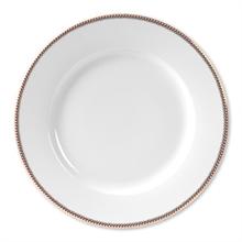 Assiette plate Floral2 Blanc - 26,5cm