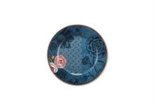 HC4 PIP Assiette dessert Flo Spring to Life Bleu - 21 cm #