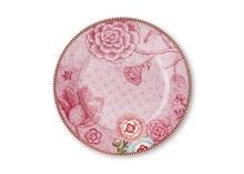 HC3 PIP Assiette dessert Flo Spring to Life Rose - 21 cm #