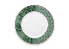 HC4 PIP Assiette plate Flo Spring to life vert - 26.5cm #