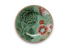 HC4 PIP Assiette petit four Flo Spring to life vert - 12cm #