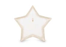 PIP Plat de présentation Royal Christmas Blanc - 40cm