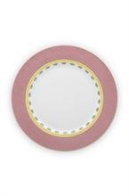 PIP - Assiette plate La Majorelle Rose - 26,5cm