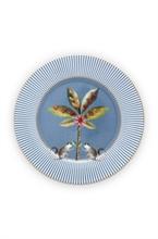 PIP - Assiette à pain La Majorelle Bleu - 17cm