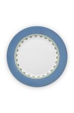 PIP - Assiette plate La Majorelle Bleu - 26,5cm
