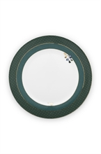 PIP - Assiette plate Winter Wonderland - 26,5cm