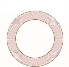 PIP - Assiette creuse La Majorelle Rose - 21,5cm