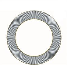 PIP - Assiette creuse La Majorelle Bleu - 21,5cm