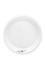 PIP - Assiette creuse Royal Stripes - 21,5cm