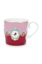 PIP - Love Birds Petit mug Rouge/Rose - 150ml