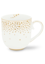 PIP Petit mug Royal Christmas Blanc - 26cl