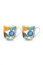 PIP - Coffret 2 petit mug Royal