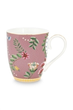 PIP - Grand mug La Majorelle Rose 350ml