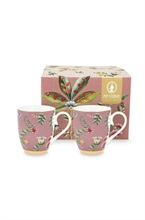 PIP - Coffret 2 Grand mug La Majorelle 350ml