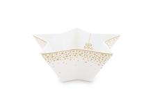 PIP Bol étoile Royal Christmas Blanc - 16.7x6.4cm