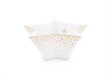 PIP Bol étoile Royal Christmas Blanc - 21x8.6cm