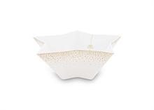 HC3 PIP Saladier étoile Royal Christmas Blanc - 35x13.6cm #