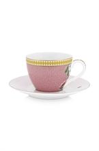 PIP - Paire tasse café La Majorelle Rose 120ml