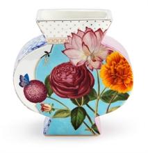PIP Vase plat Royal Flowers