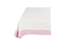 PIP Nappe Floral2 Dotted Flower rose - 150x250cm