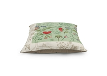 HC3 PIP Coussin Floral Spring to Life Vert coton 60x60cm# #