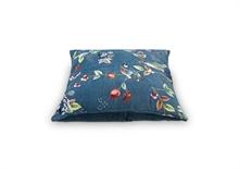 PIP Coussin Birdy Floral2 Bleu 60x60cm